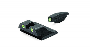 Meprolight Tru-Dot Tritium Night Sights - RUGER P-90, P-91