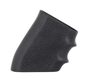 Hogue HANDALL Universal Rubber Grip Sleeve - BLACK