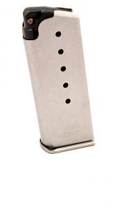 Kahr 9mm 6rd Flush Fit Magazine - PM9, MK9, P9 COVERT