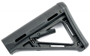 Magpul MOE Carbine Stock - COMMERCIAL - BLACK