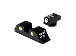 Trijicon Night Sight Set - GLOCK 10mm and .45 - YELLOW REAR
