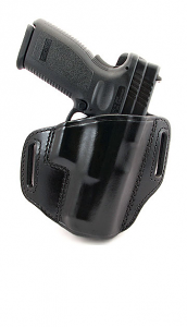 Don Hume H721OT Black, Right Hand, XD-40, XD-9 4 inch, SIGPRO