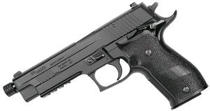 Sig Sauer P226 X-Five TACTICAL, 9mm, Night Sights, SAO - THREADED BARREL