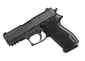 Sig Sauer P220R Carry, .45ACP, Nitron, SigLite Night Sights, DA/SA