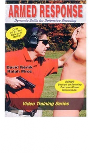 Armed Response - Dynamic Drills for Defensive Shooting - DVD