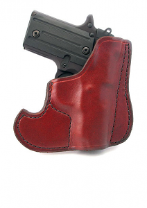 Don Hume 001 Pocket Holster, Brown, Sig Sauer P238