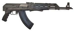 Yugo M70 AK-47 Underfolder 7.62x39 30 Round