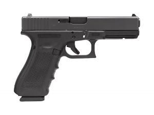 Glock 17 GEN 4 9mm - Black