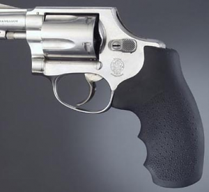 Hogue Rubber Monogrip for Smith-Wesson J Frame Round Butt