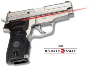 Crimson Trace Laser Grips - Sig Sauer P228 / P229