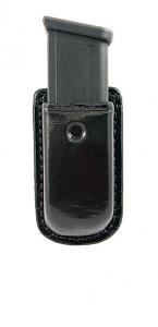 Don Hume D417 Magazine Carrier, Black, Belt Clip - 820B