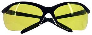 Howard Leight Vapor II Glasses BLK/AMBER