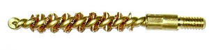 Pro-Shot Bronze Bore Brush 5-40 Thread Pistol .17 Caliber