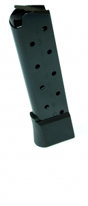 Check-Mate .45ACP, 10RD, Blue , Hybrid, Removable Base -Full Size 1911 Magazine