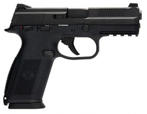 FN FNS .40S&W - Black