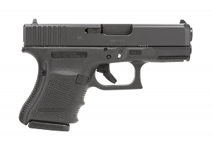 Glock 29 GEN 4 10mm, Standard Sights - BLACK