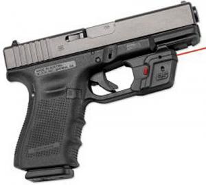 Crimson Trace Defender Accuguard - Glock Full Size & Compact
