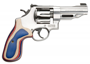 Smith & Wesson Model 625 Six Shot, 4 inch .45 ACP