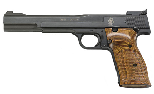 Smith & Wesson Model 41, 7 inch .22LR
