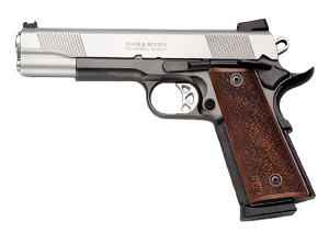 Smith & Wesson Model SW1911, Two-Tone, 5