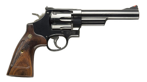 Smith & Wesson Model 57 Classic Six Shot, 6 inch .41 Magnum - Blue
