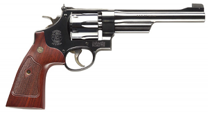 Smith & Wesson Model 27 Classic Six Shot, 6.5 inch .357 Magnum - Blue