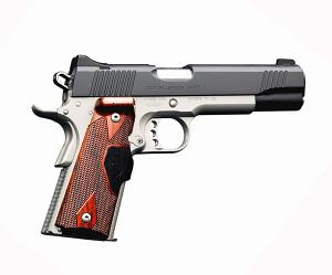Kimber Custom Crimson Carry II .45ACP Crimson Trace Grips - GREEN