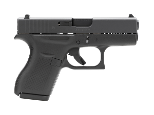 Glock 42 .380 - Black