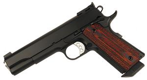 Ed Brown Executive Target, 5 inch, 38 Super, Black G3 Coating, Adjustable Target Sights - Limited