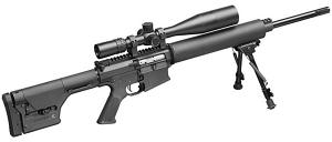 Les Baer Sniper Match Rifle, .308, 20 in.