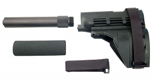 Sig Sauer SB15 Pistol Stabilizing Brace W/Buffer Tube