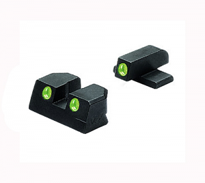 Meprolight Tru-Dot Tritium Night Sights - SPRINGFIELD XD