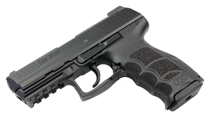 H&K P30 9mm, Light LEM, V1, Night Sights, 3 Mags