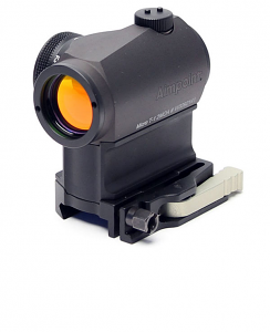 Aimpoint Micro T-1 - 2MOA - QD LRP mount