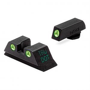 Meprolight Tru-Dot Tritium Night Sights - GLOCK 9mm/.40/.45GAP