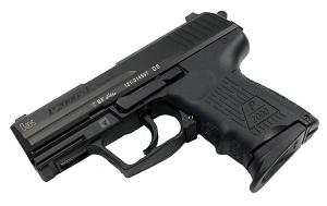 H&K P2000SK 9mm, DA/SA, Night Sights, 3 Mags