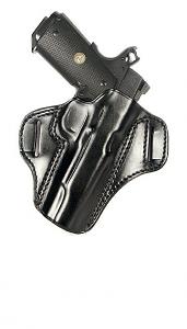 Ritchie Leather Belt Speed Scabbard - Glock 43