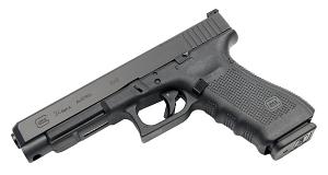 Glock 34 GEN 4 MOS 9mm - Black