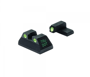 Meprolight Tru-Dot Tritium Night Sights - H&K USP COMPACT