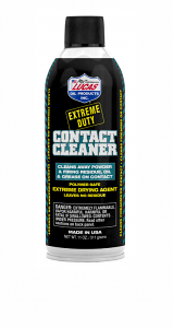 Lucas Extreme Duty Aerosol Contact Cleaner - 11oz