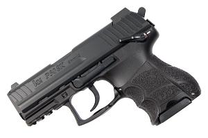 H&K P30SK-S LE 9mm, DA/SA, Night sights, V3, 3 Mags