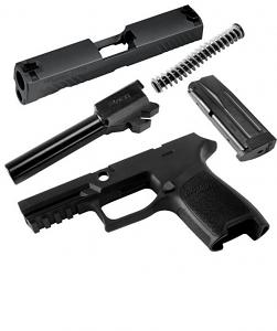 Sig Sauer P320 Full Size, CALIBER X-CHANGE KIT - 9mm