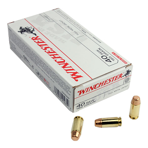 Winchester USA .40S&W 165 GR. FMJ - 50RD