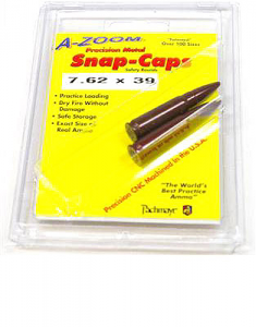 A-Zoom Snap Caps 2/PK - 7.62X39