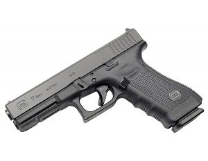 Glock 17 GEN 4 MOS 9mm - Black