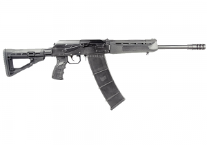Izhmash Saiga 12 Semi-Automatic Tactical Shotgun, 12 Gauge - BLK