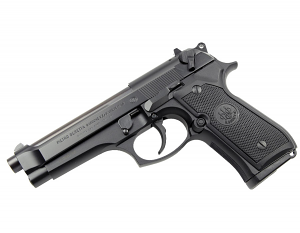 Beretta 92FS, Fixed Sights, 9mm