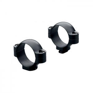 Leupold Standard Rings, Medium, 1 inch, Matte