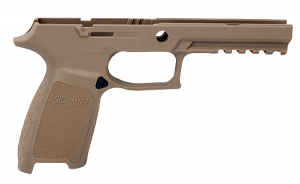 Sig Sauer P250/320 Grip Module Assembly, 9/40/357 Full Size - Small Grip - FDE