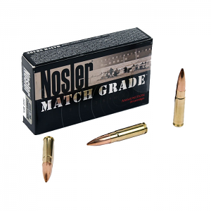 Nosler Match Grade 300 AAC Blackout 220 GR. Subsonic - 20RD